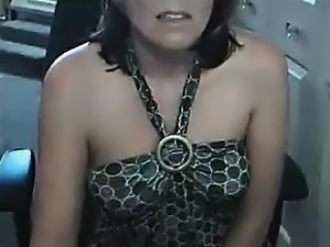 Horny mother fingering vaginal on my computer