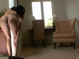 Striking Sochee Mala Masturbates In A Solo Model Video