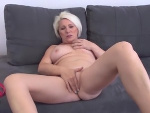 Housewife and mom with hungry ass and pussy holes