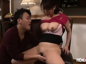 Sexy Yuka gets fuck hard by boyfriend