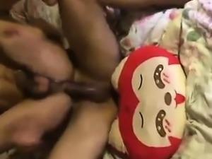 Cums in my ass