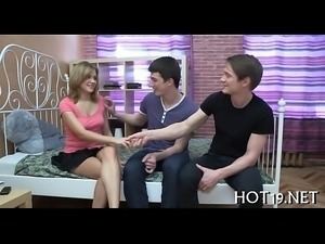 Hawt stripped teens porn