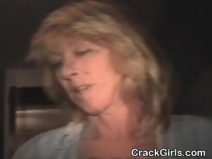 Fucking Filthy Blonde Street Walking Crack Whore
