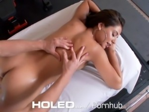 HOLED - Jynx Maze big booty takes a healthy anal creampie