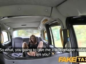Fake Taxi Hot posh lady seduces driver