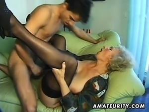 Old amateur mature mum sucks and f Hiedi from 1fuckdatecom