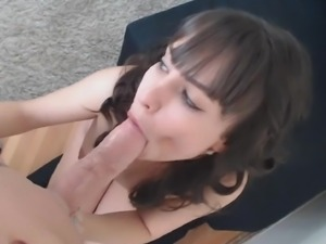 Hot Ass Babe in a Hot POV Action