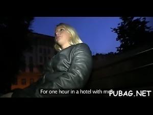 Non-professional bang video