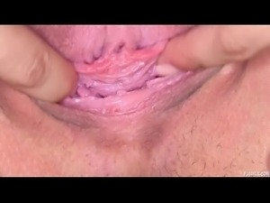 Look Inside My Gaping Squirting Pussy Hole