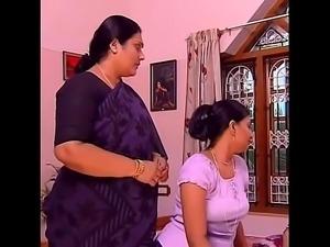Maya Vishwanath boob show