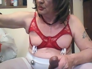 nipple clamps play