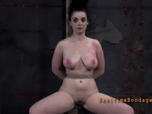 Sybil is very scared but she still needs to receive a punishment