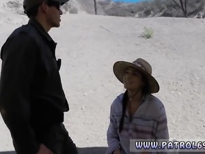 Small teen massage Mexican border patrols have rummaged up s