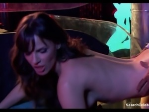 Dana Dearmond seduces a guy with her stunning randy body
