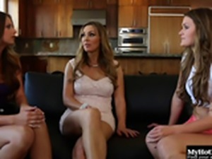 Tanya Tate, Abby Cross, and Jillian Janson arent the most innocent girls, but