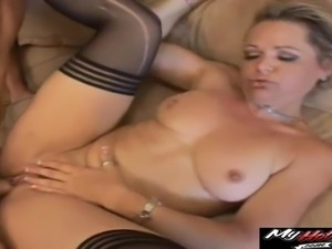 Randy housewife wants to be fucked by a good-looking fellow