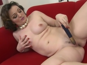 Jara still enjoys the feel of a cock sliding in her mouth or her pussy. She...