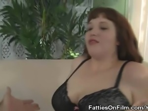 Cock Sucking BBW Cherie Pussy Licked