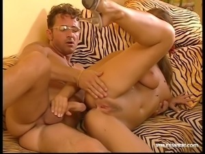 Rita Faltoyano knows how to give a nice blowjob and she loves spooning
