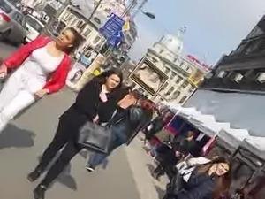 spy bust sexy teens girl romanian