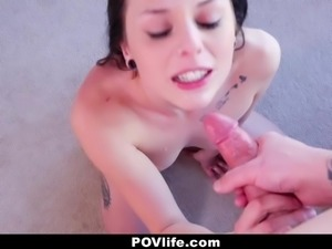 Hot Teen Megan Sage Fucked By Creepy Landlord