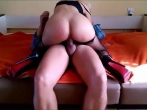 German gangbang Pussy fucking cum swallow