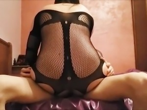 Rimming my man's before he fucks me like a slut in the ass