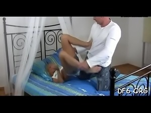 Virgin fur pie needs a fuck