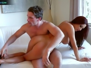 Amy Reid memorable rough fuck with Manuel Ferrera