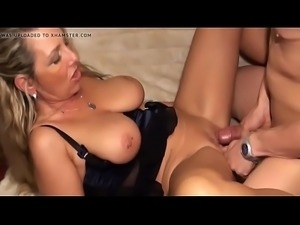 StepMom &amp_ StepSon Affair 3 - MommyVid.com