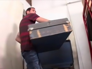 WANKZ Storage Wars A WANKZ TV Parody