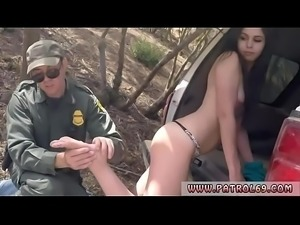 Police partner&#039_s daughter and agent movie Border-hopping Latina