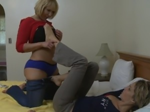 relax next to her for sex