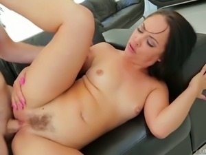 Kristina Rose has an ass worth eating and this chick fucks like a pro