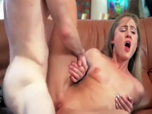 Getting brutally fucked and rough domination orgy These promiscuous te