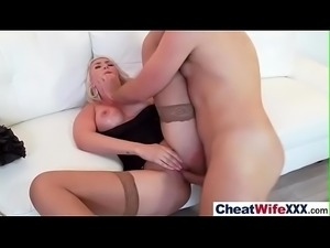 Superb Housewife (gigi allens) In Cheating Sex Tape vid-13