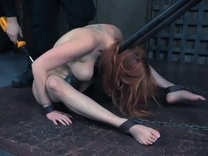 the lesson is bowing properly before your master