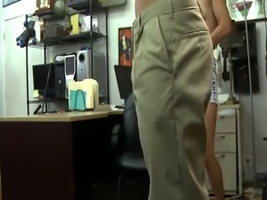 Teen amateur anal big boobs Cashing in!
