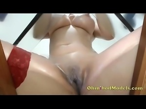 Busty Office Girl Caught on Cam