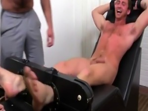 Black gays smelling feet xxx Connor Maguire Jerked & Tickle d