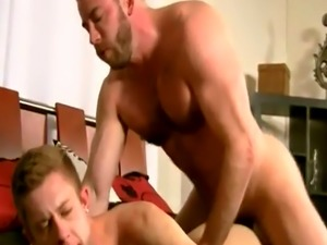 Hot boys crazy gay sex movie Cute lad Tripp has the kind of