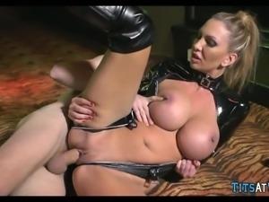 Big Tit Latex Sluts