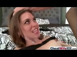 Horny Wife (riley reid) Like Cheating Sex On Camera vid-23