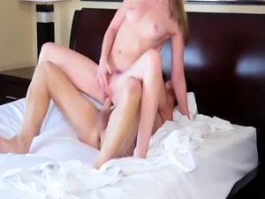 Family strokes daddy fucks and blonde playmate's daughter The Step