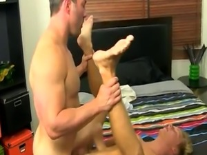 Anal gay cock and dick emo porn Beefy Brock Landon might be