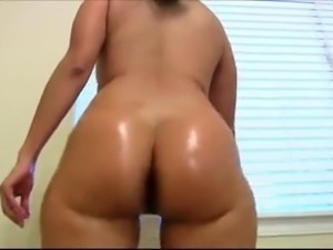 BIG BUTT FAT LATINA ASS