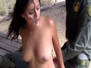 Guy fucks real cop and bad good prisoner Selma suggested up money  and