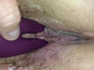 new toy orgasm