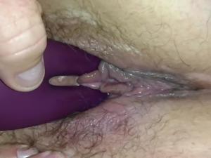 new toy orgasm