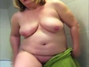 Proud Of His Mature Wife Voyeur Video